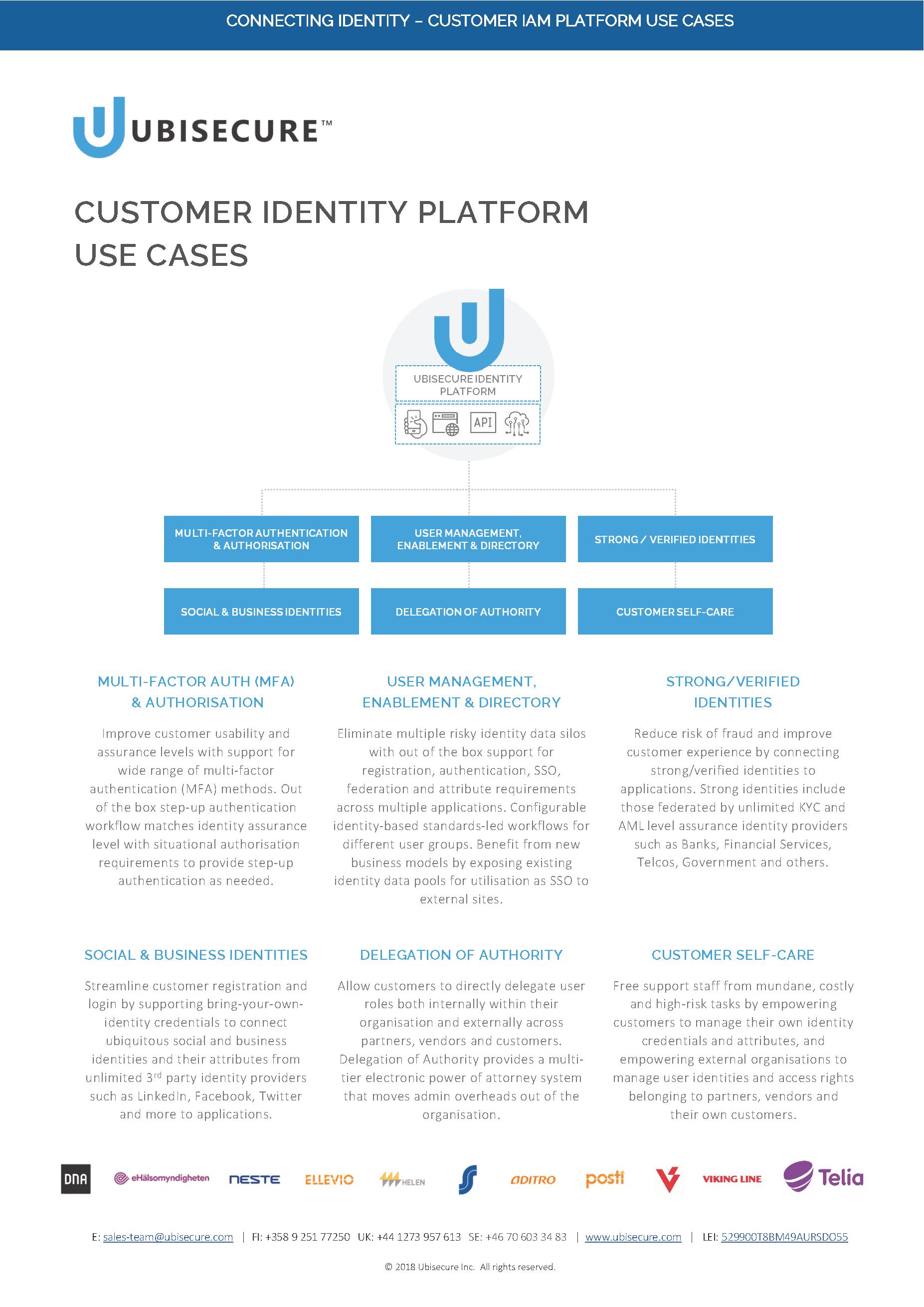 use case summary page 1